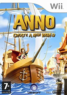 Anno: Create A New World (Nintendo Wii) (B001ULCDI0) | Amazon Products