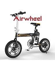 """Airwheel R5 Negro, rueda 16"""", bateria 215Wh"""