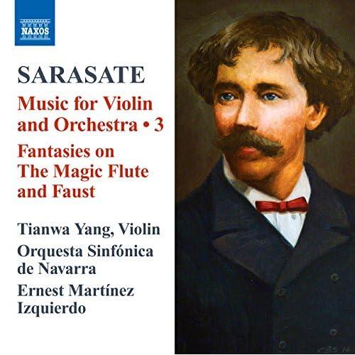 Sarasate: Music for Violin & Orchestra, Vol. 3