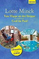 Tote Hippe an der Strippe & Cool im Pool: 2 Krimödien in einer E-Box