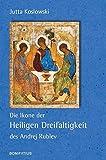 Die Ikone der Heiligen Dreifaltigkeit des Andrej Rublev