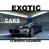 Exotic Cars 2017 Calendar