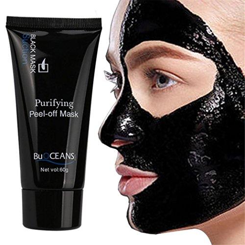 Strahlenden Glanz Maske (Mitesser Entferner Maske Tief Reinigung Schwarz Maske HARRYSTORE Reinigend Gesicht Maske Für Nase Acn)