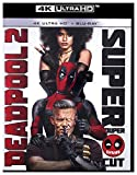 Deadpool 2 4K [Blu-Ray] [Region Free]