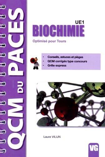 Biochimie UE1 : Optimisé pour Tours