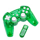 Manette sans fil rock candy pour ps3 - modèle vert