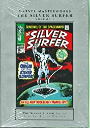 MARVEL MASTERWORKS SILVER SURFER HC VOL 01