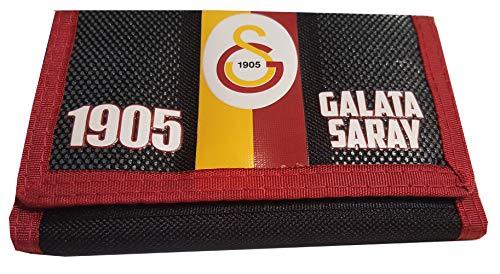 Galatasaray Istanbul Geldbeutel Kinder Geldbörse Cüzdan 1905 GS (Türkei Geldbörse Die)
