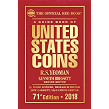 GD BK OF US COINS 2018 71/E (Guide Book of United States Coins)