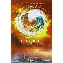 Leal Divergent Trilogy Allegiant (VERONICA ROTH)