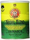 Jamaica Blue Mountain Coffee, Negril Blend Whole Beans Coffee Tin 340g