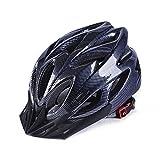 TKUI Adulti Bike Helmet 18 Vents CE Resistente agli Urti, Peso Leggero, Adattabile in EPS, PC Sport Road per Ciclismo/Arrampicata, 006