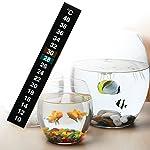 Dairyshop 1/5/10pcs Aquarium Stick-On Thermometer, Fish Tank Digital Temperature Sticker (10pcs) 8