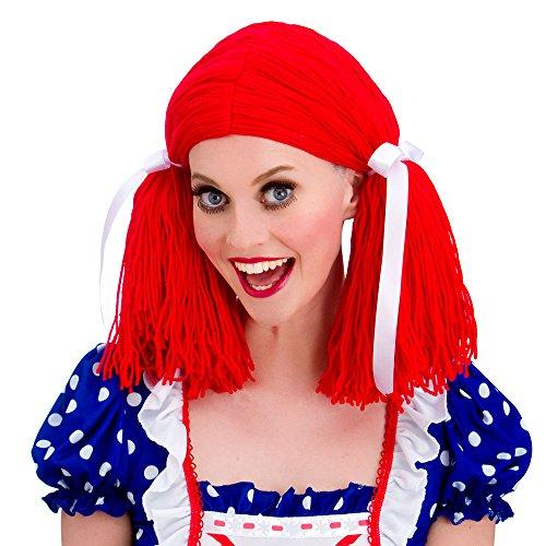 Rag Doll Wig ** (Kostüm Doll Damen Rag)