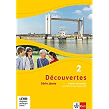 Découvertes / Cahier d'activités mit MP3-CD und Video-DVD: Série jaune (ab Klasse 6)