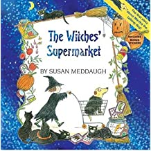 [(The Witches' Supermarket)] [ By (author) Susan Meddaugh ] [September, 2014]