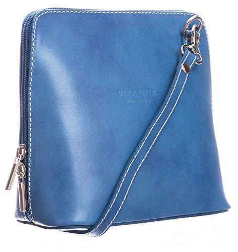 Big Handbag Shop, Borsa a tracolla donna One Electric Blue