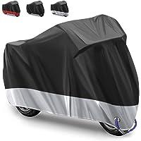 Telo Coprimoto Telo Coprimoto Impermeabile Per Esterno 210D Panno Oxford Copertura per Moto Portatile Moto Motorino…