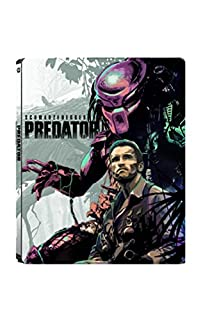 Predator [Édition Limitée SteelBook 4K Ultra HD + Blu-ray] (B07DWF4YKB) | Amazon Products