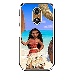 "Bhishoom Designer Printed 2D Transparent Hard Back Case Cover for ""Moto X2"" - Premium Quality Ultra Slim & Tough Protective Mobile Phone Case & Cover"