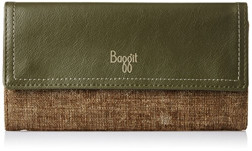Baggit Women\'s Handbag (Green)