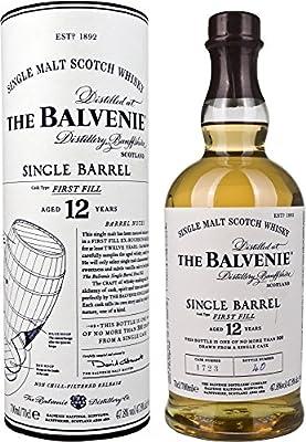 Balvenie 12 years Single Barrel First Fill