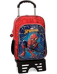 Marvel Spiderman Black Equipaje infantil