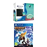 Pack PS4 1 To + No Man's Sky + Ratchet & Clank