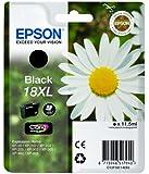 Epson T1811 Gänseblümchen, Claria Home Tinte, Text- und Fotodruck XL (Singlepack) schwarz