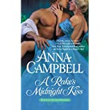 A Rake's Midnight Kiss (Sons of Sin) by Anna Campbell (2013-08-27)