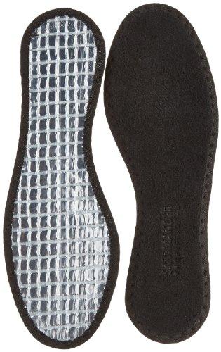 Salamander Professional Alu Fleece 8750045, Einlegesohlen, Schwarz (schwarz 000), Größe 45