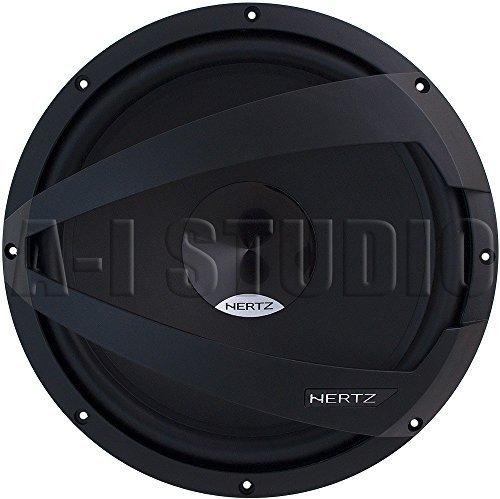 HERTZ DS300.3 Subwoofer Bass 30cm 600 Watt 12 Zoll Woofer 4 Ohm 600w Woofer