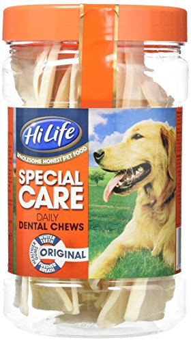 HiLife Special Care Dog Daily Dental Chews, Original