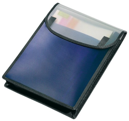 Veloflex 1442450 - Velobag Heftbox A4 hoch blau