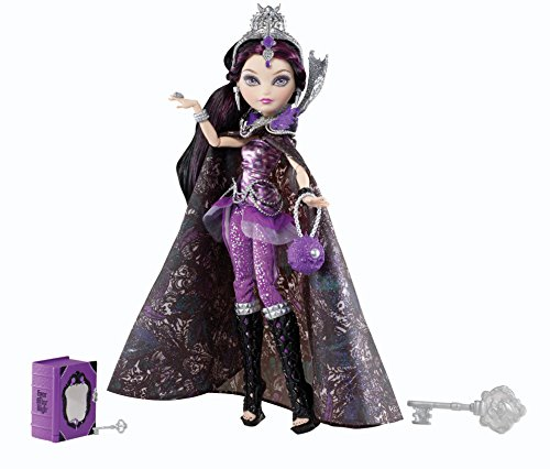 Mattel Ever After High BCF48 - Schicksalstag Raven Queen, Puppe