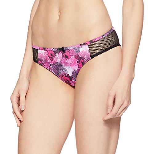 amanté Fashion Lace Bikini Brief (Pack of 3)