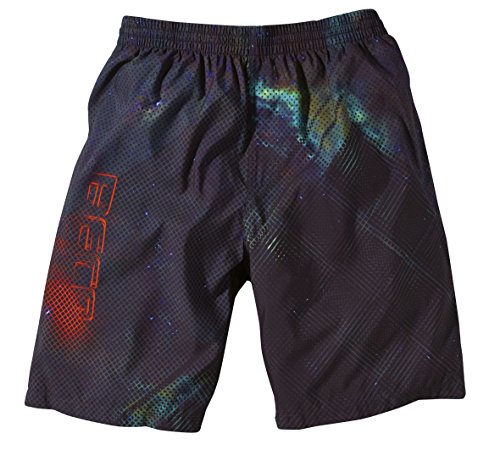 Beco Herren Shorts Grau/Bunt