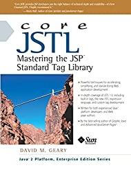 [(Core JSTL : Mastering the JSP Standard Tag Library)] [By (author) David Geary] published on (November, 2002)