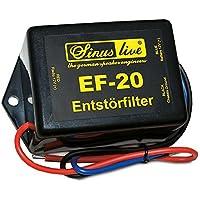 Sinuslive Filtre anti-bruit EF-20