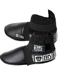 protège pied full contact pu v4 noir