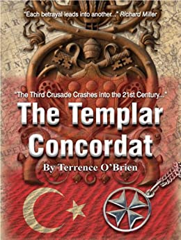 The Templar Concordat (English Edition) par [OBrien, Terrence]