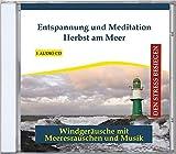 Entspannung und Meditation Herbst am Meer - Windgeräusche und Meeresrauschen der Ostsee mit Musik - Entspannungsmusik und Naturgeräusche - gemafrei