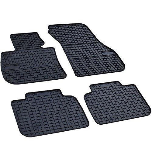 Preisvergleich Produktbild AME - Auto-Gummimatten Fußmatten, Geruch-vermindert und passgenau 547914et
