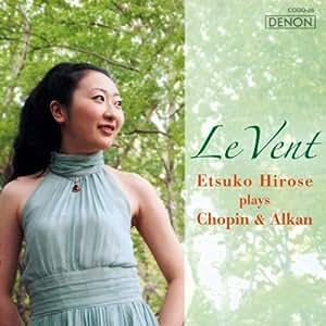 Le Vent-Etsuko Hirose Plays Ch [Import allemand]