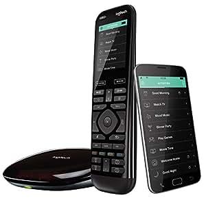 Logitech Harmony Elite Télécommande Universelle 11 à 15 Ecran LCD