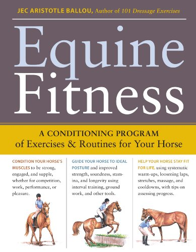 Equine Fitness: A Conditioning Program of Exercises and Routines for Your Horse