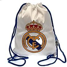 Real Madrid FC - Bolsa de cuerdas con bolsillo 72ab2b37844b9