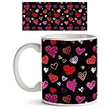 ArtzFolio Love Heart : Glossy-finish CER...