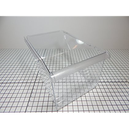 General Electric GE Refrigerator WR32X10846 Crisper Bin Drawer replacement for WR32X10249