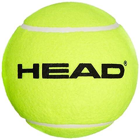Head Balle de tennis Jaune Taille M